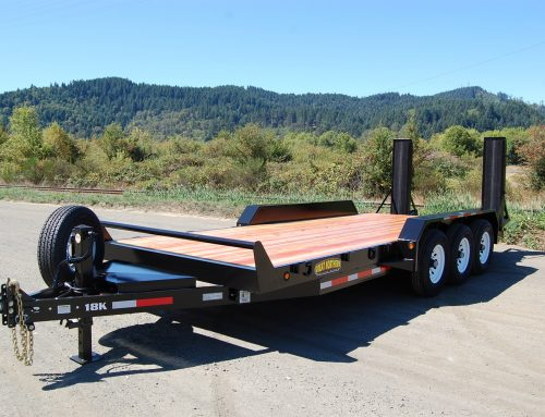 18K Triple Deck Betweens Trailer