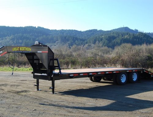 20K Power Dove Trailer