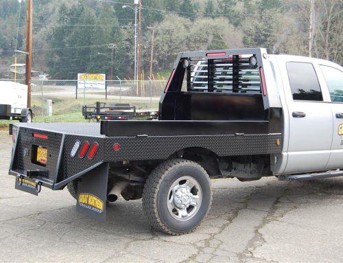 Custom Truck Flatbeds
